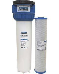 Aquios® AQFS236L Jumbo Water Softener and Filter System with VOC Reduction
