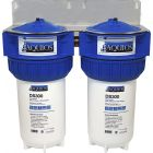 Aquios® DS300 Duo Salt Free Water Softener & Filter System