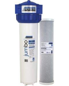 Aquios AQFS234 salt free water conditioner and filtration system