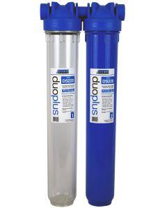 Aquios® DuoPlus™ DS220 Salt Free Water Softener