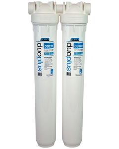 Aquois® DuoPlus™ 2 Stage Salt Free Water Conditioner  Filter System