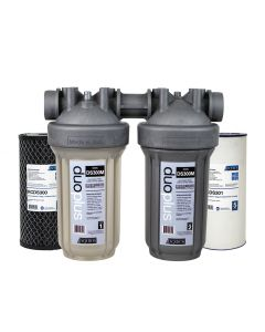 Aquios® DS300M DuoPlus™ Salt Free Water Softener & Filter System