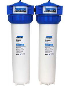 Aquios® Duo Plus Salt Free Water Softener & Filter System