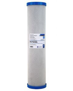Aquios® RCFS236L Jumbo Water Softener/Filter Replacement Cartridge, VOC Reduction