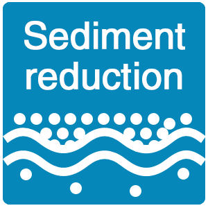 Aquios Sediment Reduction