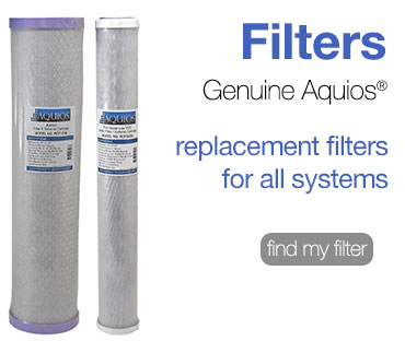 Aquios® Salt Free Water Softener Replacement Cartridges